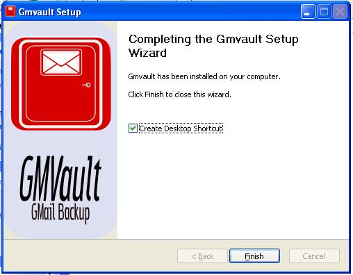 gmvault-installation-fin
