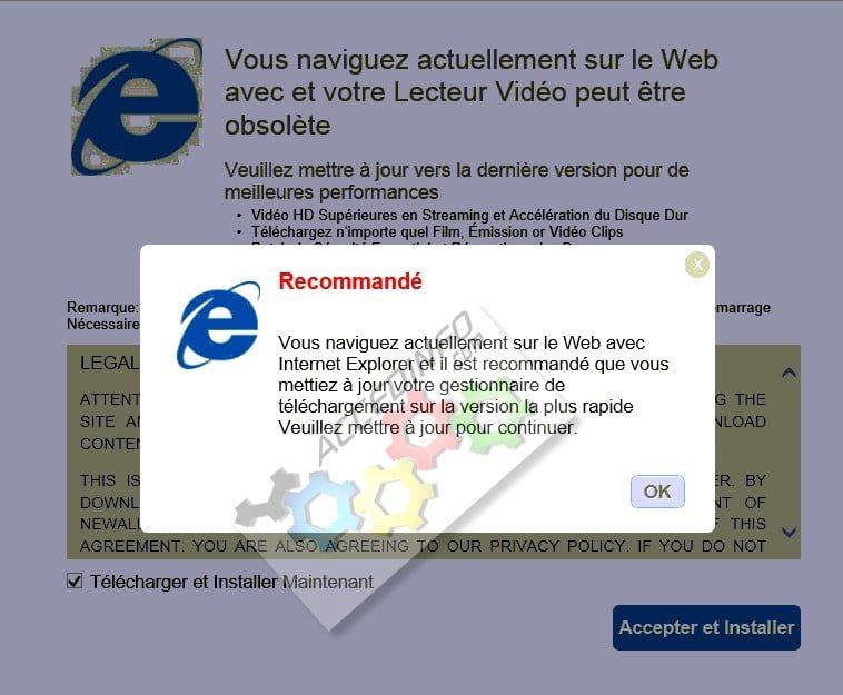 pub pour installer un malware via une pub ebay