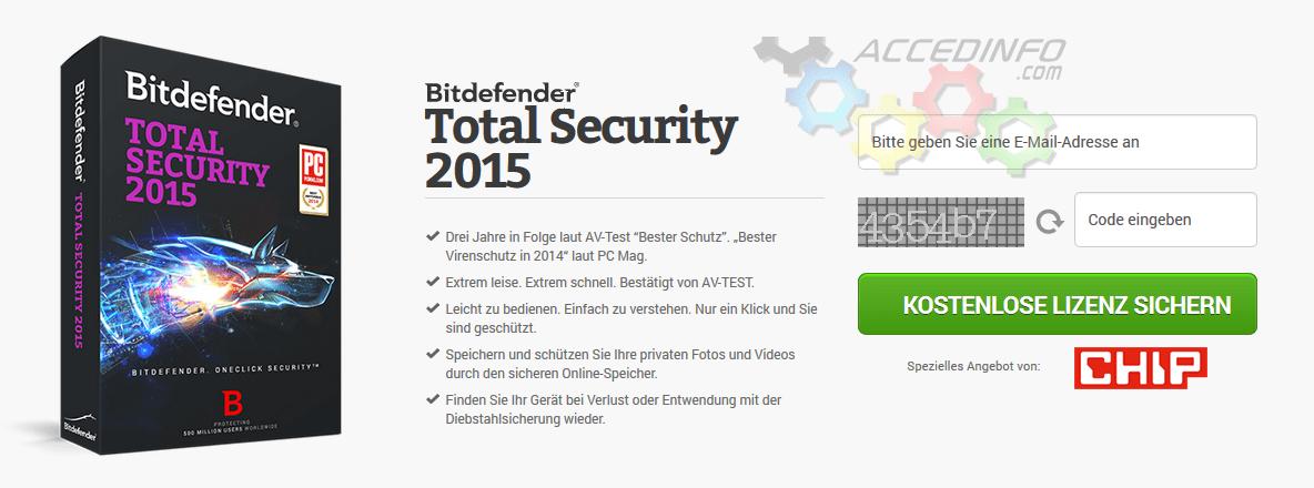Obtennez 365 jours de licences Bitdefender Total Security Gratuitement